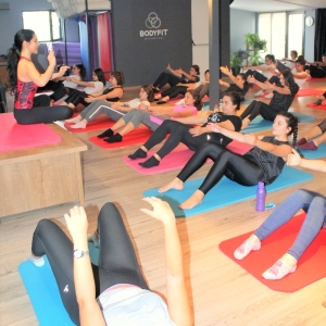 Üniversiteli Pilates & Üniversiteli Yoga